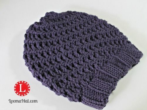Very simple spiral hat FREEPattern with step by step video ...